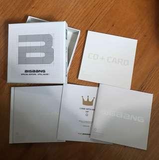 BIGBANG 專輯