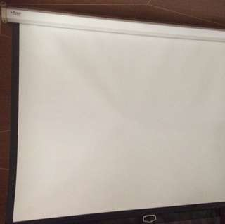 S-Power projector screen