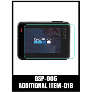 GP SCREEN PROTECTOR HERO5  GSP-005