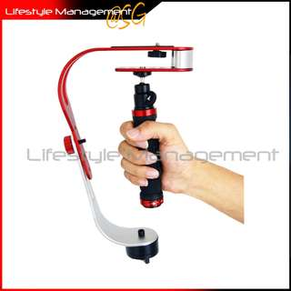 DSLR Camera/Gopro/Action Cam/Video/Camcorder Hand Held Stabilizer Steadicam