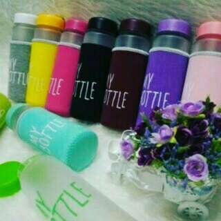 Botol minum my bottle doff new