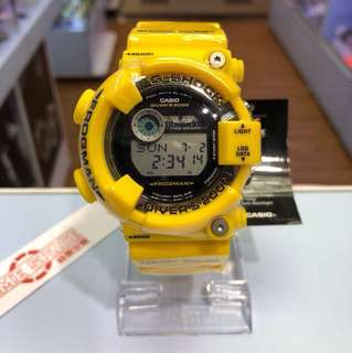 CASIO G-SHOCK FROGMAN GF-8250-9(太陽能)