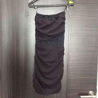 Tube lace dress
