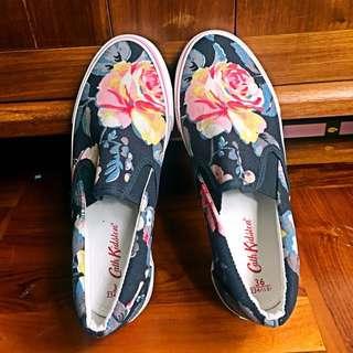 英國名牌Cath Kidston帆布鞋