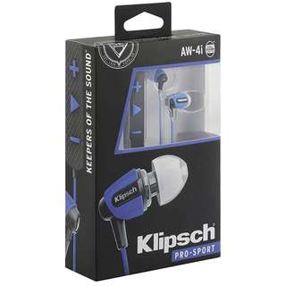 BRAND NEW Klipsch X11 / AW-4i In-Ear Headphones
