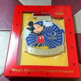 (全新)Disneyland 獎牌
