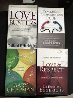 Christian Books on relationships