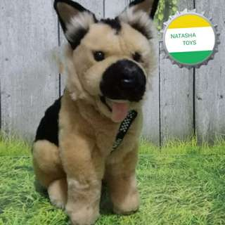 Boneka Anjing Herder