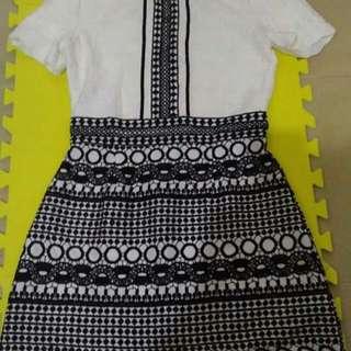 Orignal zalora dress brand new