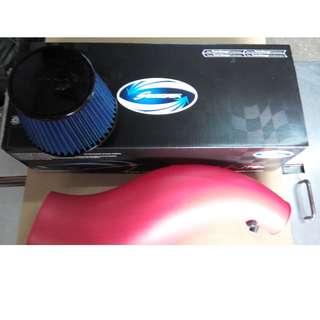 Honda Civic EK/EG Big tube Air Filter set