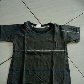 Kaos anak 3-5 th free size