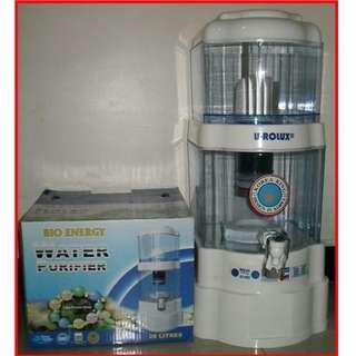 Mineral Pot 28L Bio Energy WaterPurifer Mengubah Air Mentah Jadi Siap Minum