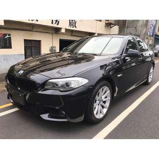BMW 520d 2013年式 總代理 柴油