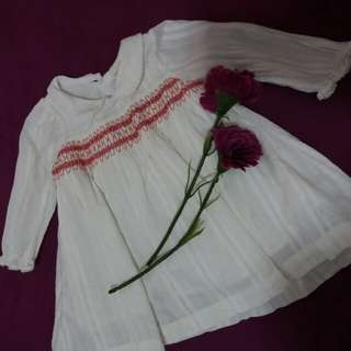 Baby dress (Hush puppies)