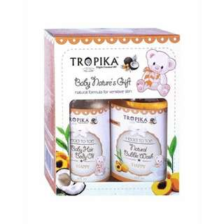 Tropika Baby Nature Gift Set Happy