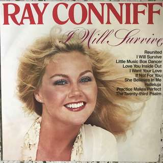 Ray Conniff ‎– I Will Survive LP