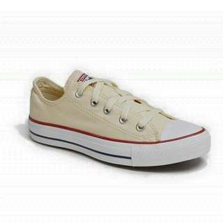 Converse Chuck Taylor(Off white & Maroon)