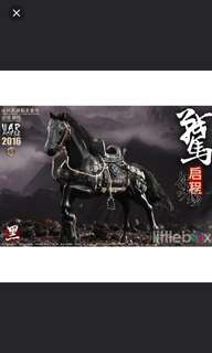 O Soul Black Horse 1/6 Scale