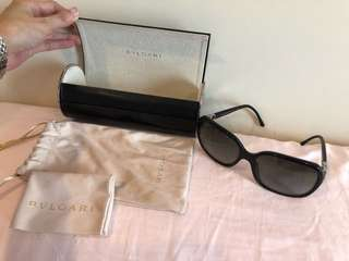 100% authentic Bvlgari sunglasses
