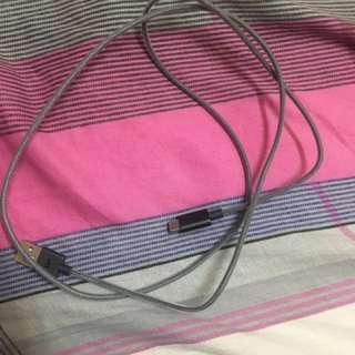 (急賣)平放Type C差電線