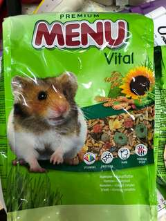 Vitakraft Menu Hamster Food 1 kg