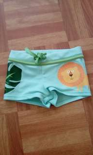 H&M baby swimming trunks