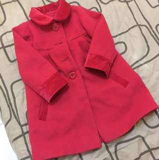 Winter coat mothercare