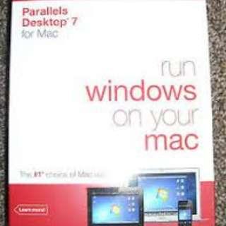 Parallel Desktop 7 for MAC