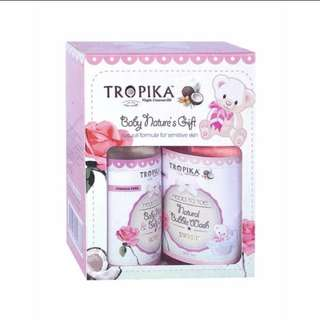 Tropika Baby Nature Gift Set Sweet