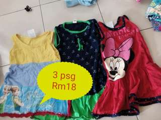Set baju kids
