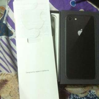 Iphone 8 (box only)