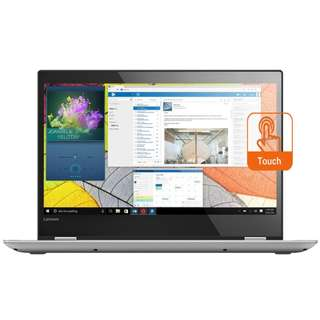 "Lenovo Yoga 520-14IKB 80X800SSMJ 14"" FHD Touch Laptop Grey (I3-7100U, 4GB, 128GB, GT940MX 2GB, W10)"