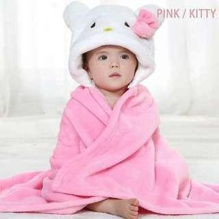 baby hoodie towel