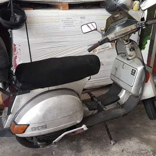 Used Vespa For Sale 2k (Nego)