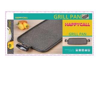 Grill Pan HC Korea Tidak Lengket Tampa Arang Bahan Tebal