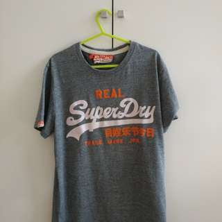 Superdry size S t-shirt