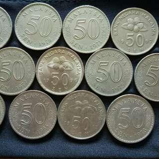 Syiling Lama...koleksi dan harga barang raey yg cun2.