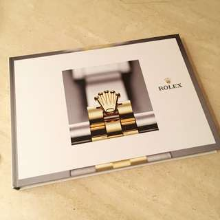 Rolex 2017 Catalogue
