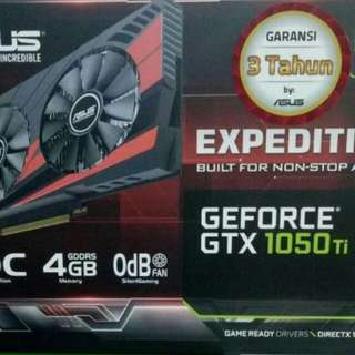 VGA Geforce GTX 1050ti 4gb dggr5 dual fan. Like A New