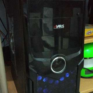PC AMD Ram 4 Gb, hdd 250Gb