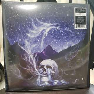 Ghost Bath starmourner 2 LP vinyl record transparent blue limited