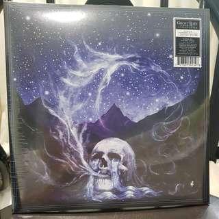 Ghost Bath starmourner 2 LP vinyl record transparent blue limited
