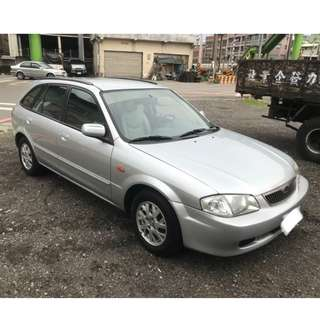 2002 Ford Active Life 5D