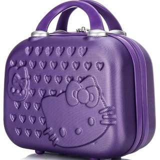 """Hello Kitty 14"""" Suitcase"""