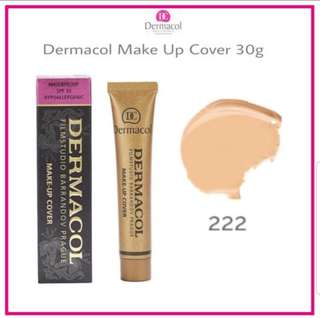 Dermacol Foundation‼️FREE NORMAL MAIL‼️