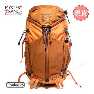 最平 Mystery Ranch Coyote Coulee 25 Backpack Arcteryx 經典 Arro 22 Wtaps Visvim 背包 潮流 Liquiproof 書包 Y3 軍事 旅行袋