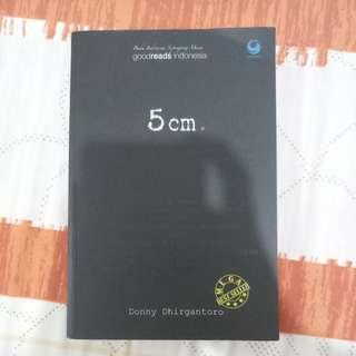 5cm book #umn2018