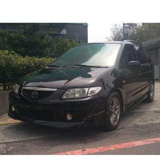 2004 Mazda Premacy(七人座頂級版)
