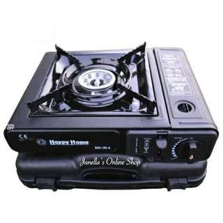 Portable Gas Stove with carry box