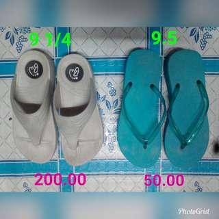 tsinelas or sandals